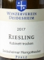Preview: Deidesheimer Herrgottsacker Riesling Kabinett trocken 2016, 375ml