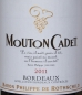Preview: Baron Philippe de Rothschild Mouton Cadet, Bordeaux 2011
