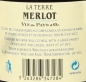 Preview: La Terre Cellars, Merlot 2001
