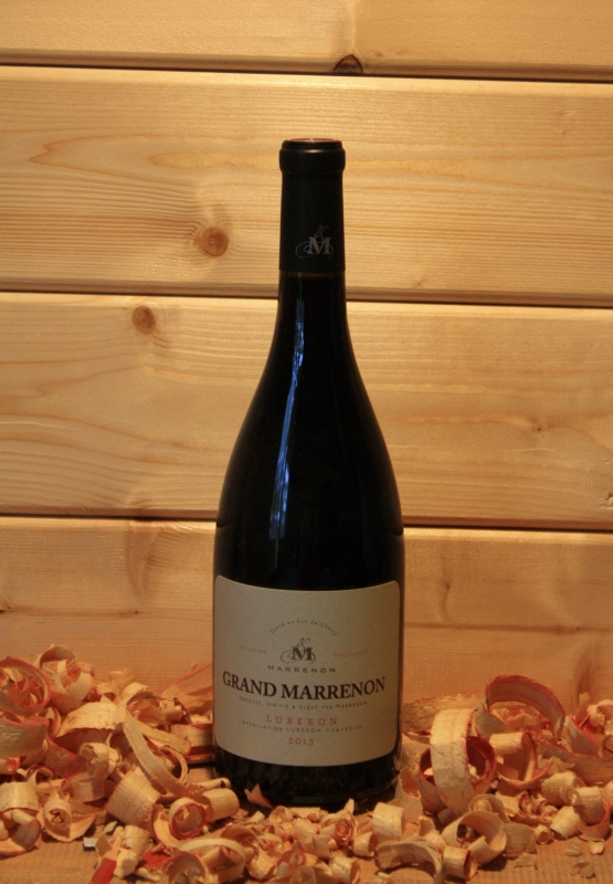 Marrenon Luberon Grand Marrenon Rouge 2013