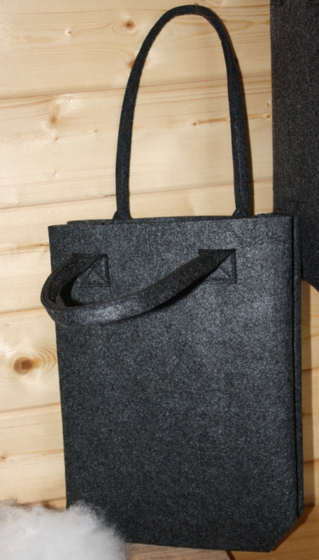 felt bag anthrazit