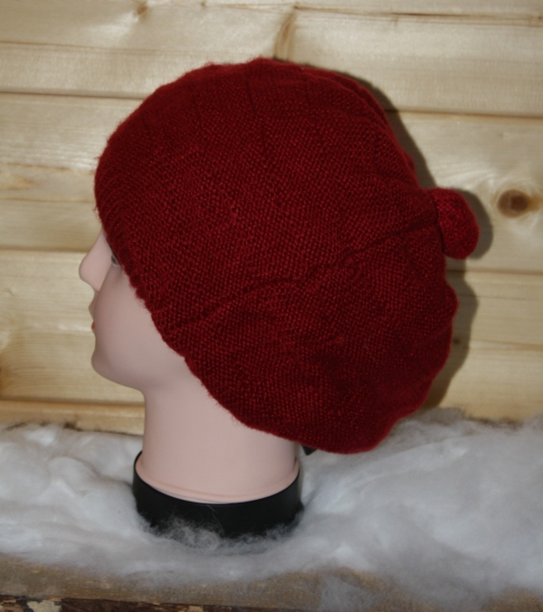 Miss Sixty Winter Cap Beanie red