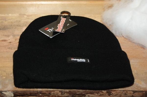 Heatguard Winter Cap Thinsulate 40g black